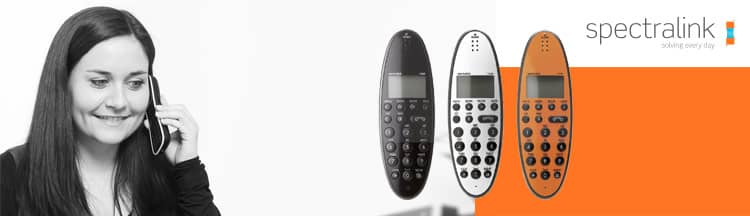 Spectralink IP phones
