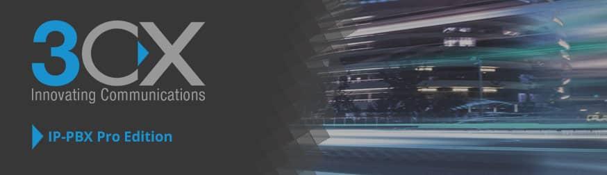 3CX IP-PBX Pro Edition | VOIPANGO