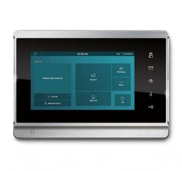 Akuvox IT82W SIP/Android-based Indoor Touch Screen Metal Cas
