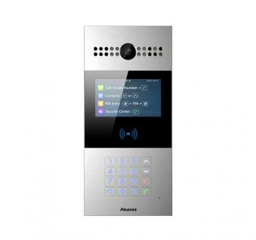Akuvox R28A IP Video doorphone (flushmount)
