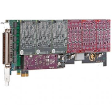 Digium AEX2400F 24 port base card analog PCIe (without modules)