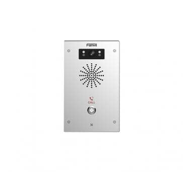 Fanvil i16V SIP Audio Intercom PoE silverIP65