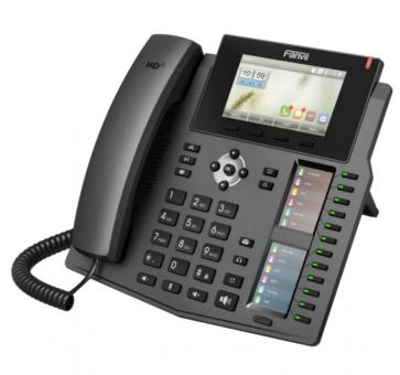 Fanvil X6 SIP Telefon PoE HWV 1.2 ( no power supply)