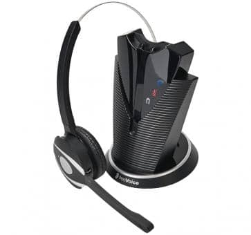 freeVoice Fox FX810 DECT Headset Mono FX810M