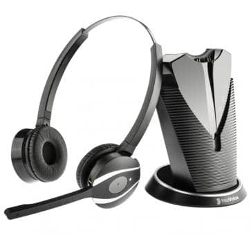 freeVoice Fox FX810 DECT Headset Duo FX810B