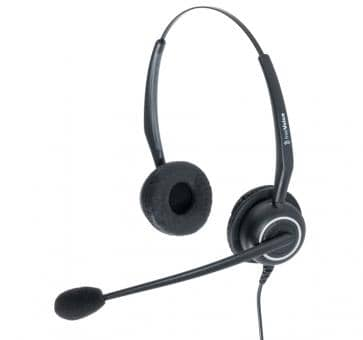 freeVoice SoundPro 350 Headset UNC Duo FSP350B