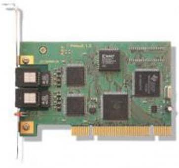 Gerdes PrimuX 2S2M, ISDN Server-Controller max. 2 primärmultiplex connectors