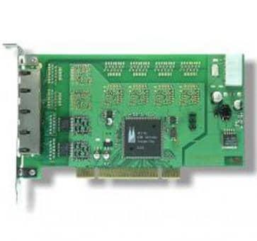 Gerdes PrimuX 2S0 ISDN Server-Controller, max. 2 basic connectors 2103