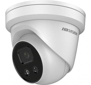 Hikvision DS-2CD2347G1-L(U) ColorVu 4MP Fixed Turret Network camera