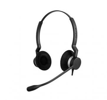 Jabra BIZ 2300 Headset USB Duo MS NC with QD 2399-823-109
