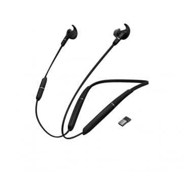 Jabra Evolve 65e MS Headset incl. Link 370 6599-623-109