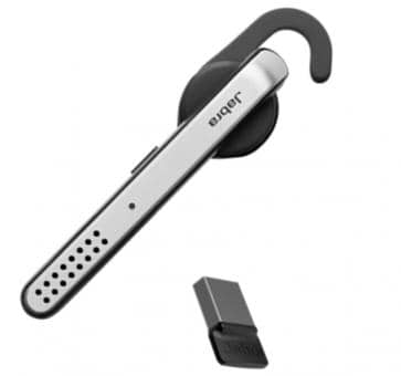 Jabra Stealth UC MS Bluetooth Headset Mono NC 5578-230-310