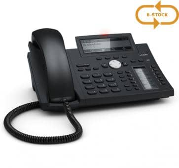 SNOM D345 Business VoIP Phone PoE *refurbished*
