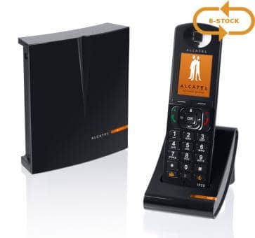 Alcatel IP1020 DECT/SIP Base and IP20 Handset B-Stock
