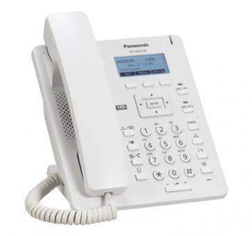Panasonic KX-HDV130NE SIP phone white