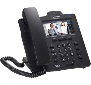 Panasonic KX-HDV430NEB SIP phone black