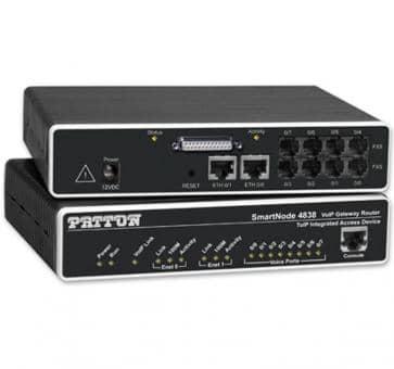 Patton Inalp SmartNode 4830 Series / SN4834/2JS2JOC/EUI