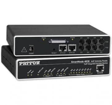 Patton Inalp SmartNode 4830 Series / SN4838/4JS4JOC/EUI