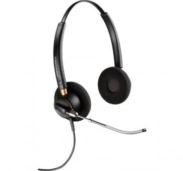 Plantronics EncorePro HW520V DUO Headset 89436-02