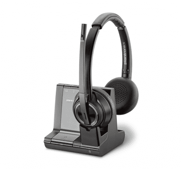 Poly Plantronics Savi 8220 Office Headset Duo DECT 207325-12
