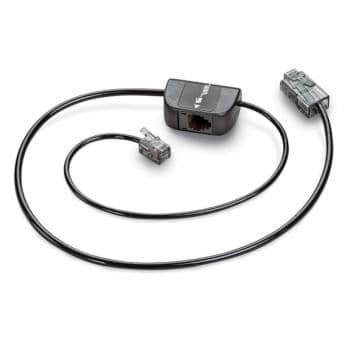 Plantronics spare cable for telephones 86009-01