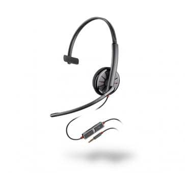 Plantronics Blackwire 215 Headset jack Mono NC 205203-02