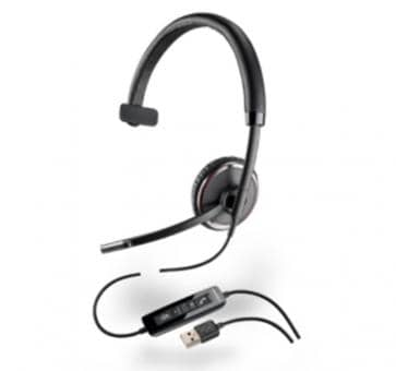 Plantronics Blackwire C510-M MONO USB Headset 88860-02