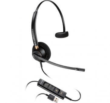 Plantronics EncorePro HW515 USB Mono Headset with NC 203442-01