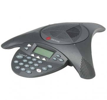 Polycom SoundStation2 with Display 2200-16000-120