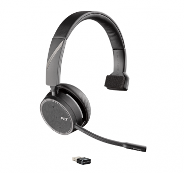Poly Plantronics Voyager 4210 UC Headset Mono USB-A Bluetooth 211317-01
