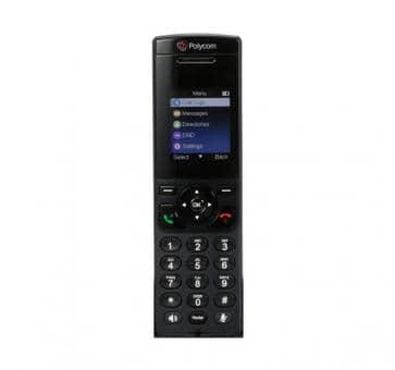Polycom VVX D60 DECT SIP Handset incl. PSU 2200-17825-015