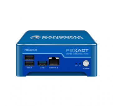 Sangoma PBXact 25 IP PBX 25 User