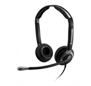 Sennheiser CC 550 IP Headset Duo 504017