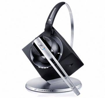 Sennheiser DW Office DECT Headset USB Skype For Business 504