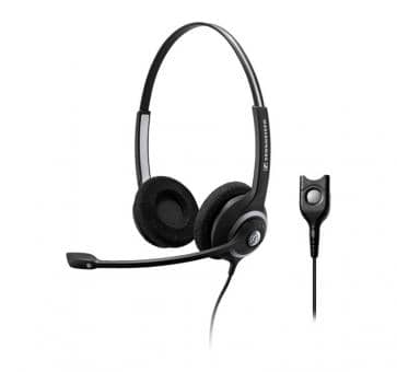 Sennheiser SC 262 Headset Duo low Imped. 504410