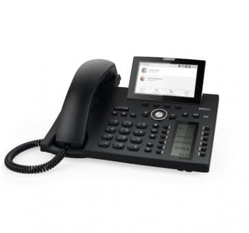 SNOM D385 IP Phone PoE (without PSU)