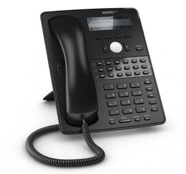 SNOM D725 Téléphone IP (pas d alimentation)