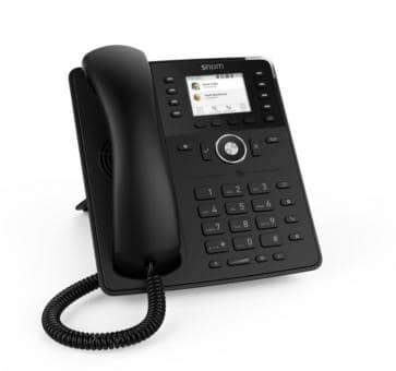 SNOM D735 IP phone (without PSU)