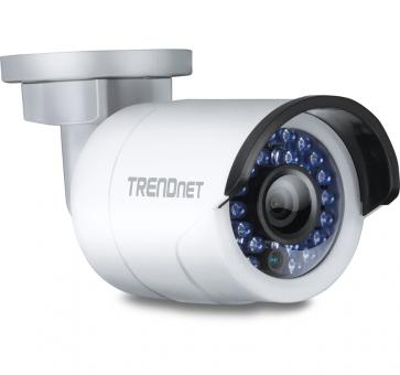 TRENDnet TV-IP310PI IP camera Outdoor Full HD 3MP PoE IR Bullet 4mm