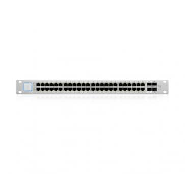 Ubiquiti UniFi US-48-500W Gigabit PoE Switch 48x RJ45 2x SFP 2x SFP+