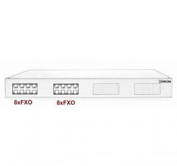 Xorcom IP PBX - 16 FXO - XR1-20
