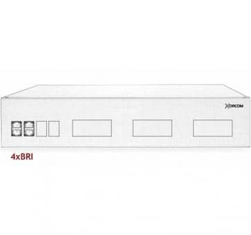 Xorcom IP PBX - 4 BRI - XR2014