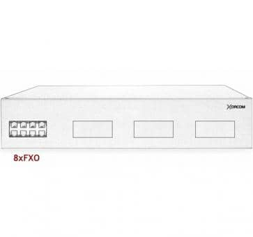 Xorcom IP PBX - 8 FXO - XR2019