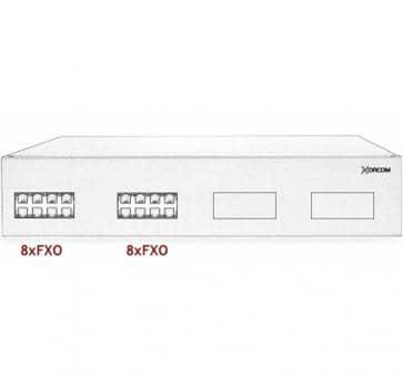 Xorcom IP PBX - 16 FXO - XR2020
