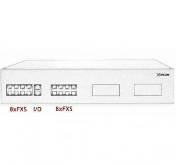 Xorcom IP PBX - 16 FXS - XR3003