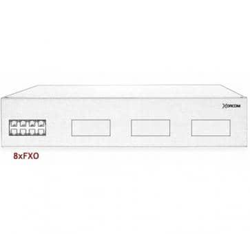 Xorcom IP PBX - 8 FXO - XR3019