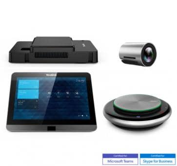 Yealink MVC300 Gen II IP video conference solution Teams