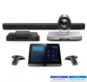 Yealink MVC800 Gen II IP video conference solution Teams