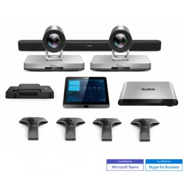 Yealink MVC900 Gen II IP video conference solution Teams Gen II