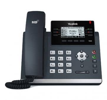 Yealink SIP-T42S IP Phone (no PSU)